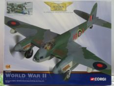 A Corgi Aviation Archive AA34601 1:32 scale De Havilland Mosquito B MkXVI diecast aircraft.