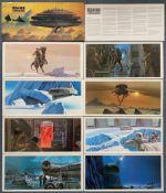 THE EMPIRE STRIKES BACK (1980) - Complete Ralph McQuarrie artwork portfolio of 24 x prints - First