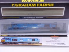 N Gauge - A Graham Farish by Bachmann 371-350K Class 60 'Scunthorpe Ironmaster' Diesel locomotive in