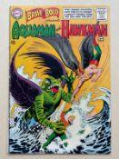BRAVE & BOLD #51 - AQUAMAN & HAWKMAN - (1964 - DC) FN/VFN (Cents Copy) - Pre-dates Hawkman #1 -