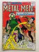 SHOWCASE #38 - METAL MEN - (1962 - DC - Cents Copy/Pence Stamp - GD/VG - Second appearance of the