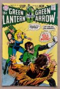 GREEN LANTERN #78 (1970 - DC) VFN (Cents Copy/Pence Stamp) - Black Canary appearances begin. Neal