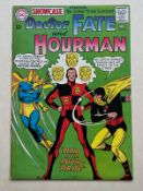 SHOWCASE #56 - DOCTOR FATE & HOURMAN - (1965 - DC) FN/VFN (Cents Copy) - First Silver Age appearance
