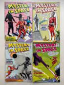 MYSTERY IN SPACE #77, 78, 79, 80 (4 in Lot) - (1962 - DC - Cents Copy - FN/VFN) - Run includes