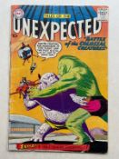 TALES OF THE UNEXPECTED #40 - (1959 - DC - Cents Copy - GD/VG) - Space Ranger features begin - Bob