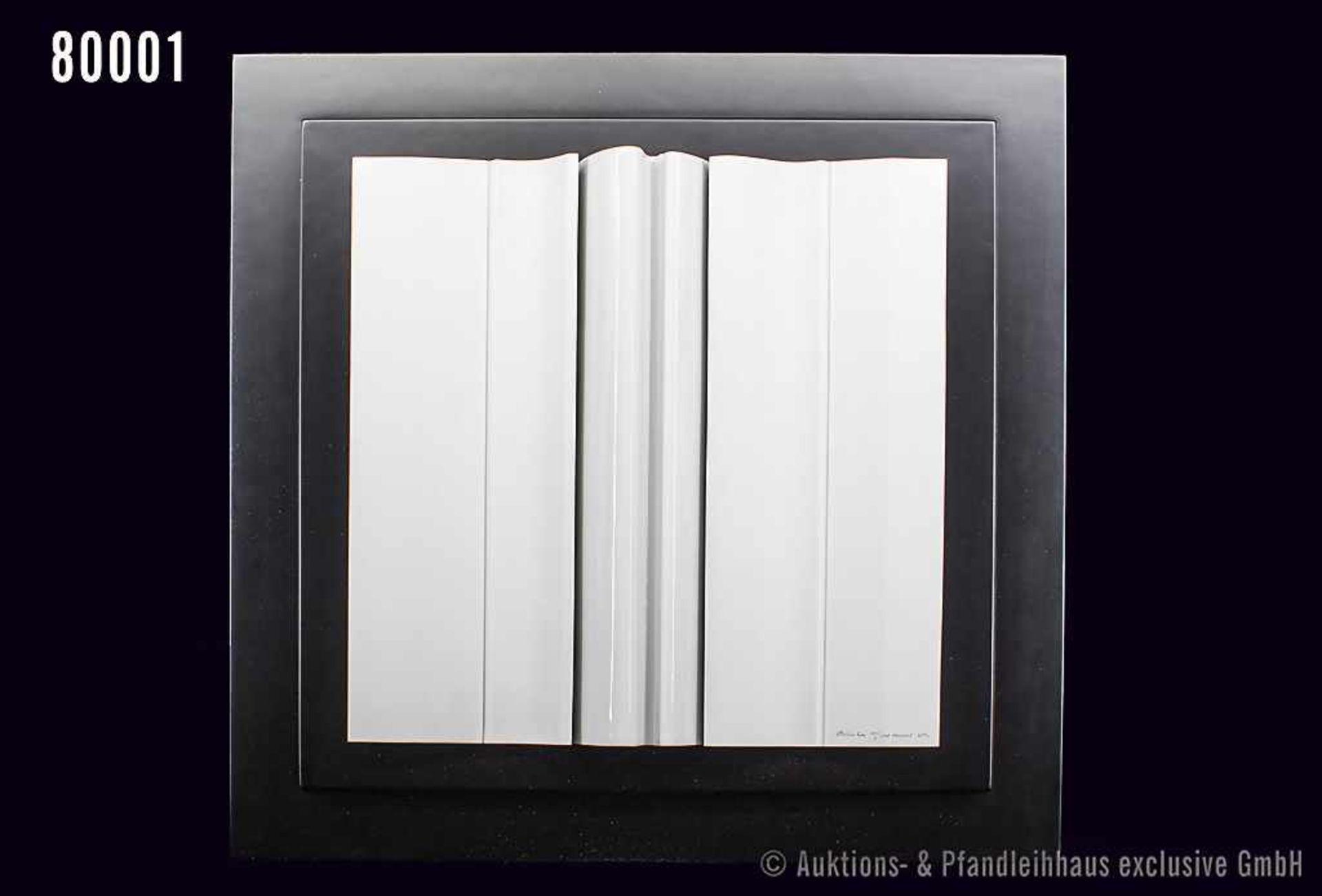 Rosenthal Porzellan, Jahresobjekt in Porzellan 1983, von Günter Ferdinand Ris, limitierte