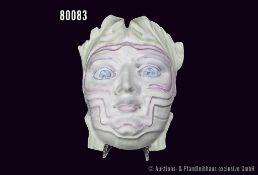 """Rosenthal Porzellan, Maske """"Inkognito"""", Künstler Ernst Fuchs, 500 Stück limitiert,"""