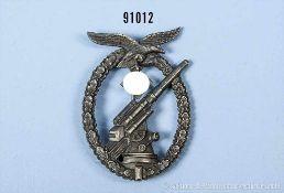 Flakkampfabzeichen der Luftwaffe, Buntmetallausf., guter Zustand