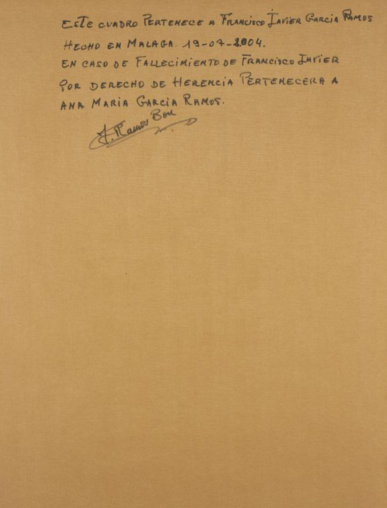 Los 56 - Jean Gaston MANTEL (1914-1995) - Danseuses et cavaliers - Pigments sur peau - 73 x 53 [...]