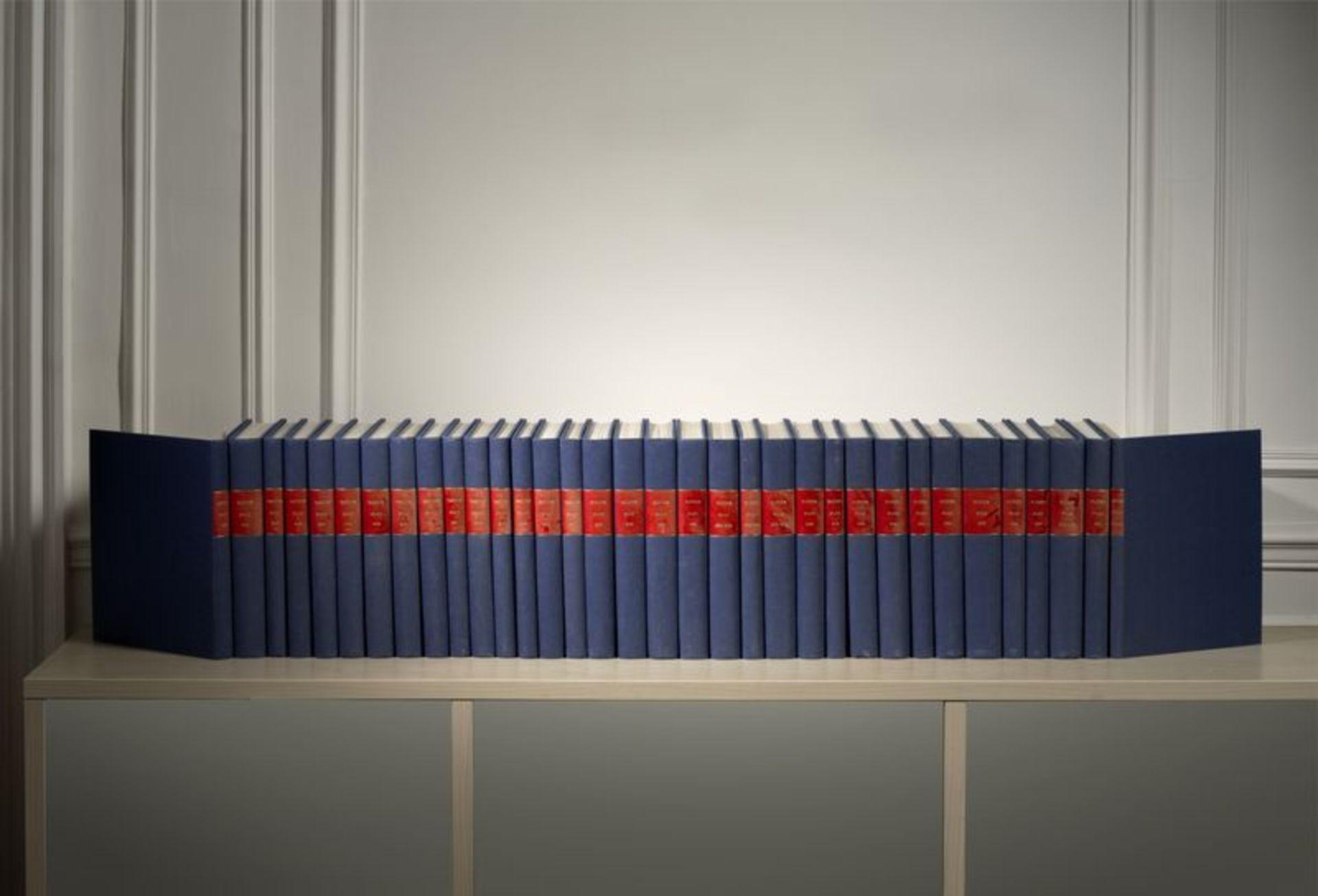 Los 33 - CAHIERS D'ART Rare collection complète - Revue de l'avant garde artistique dans tous [...]