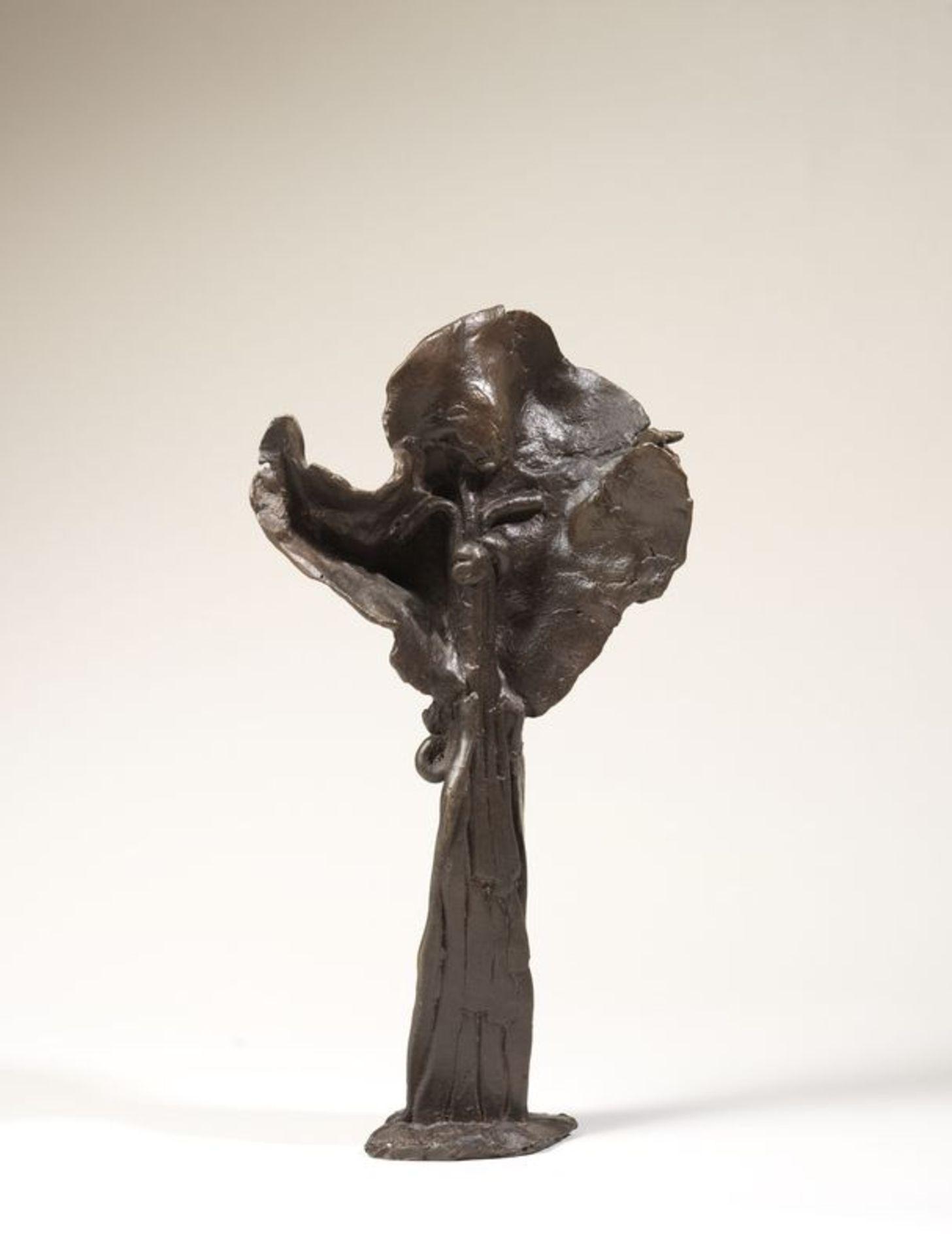 Los 42 - Apelles FENOSA (1899-1988) - Babylonienne, 1964 - Bronze à patine nuancée signée [...]