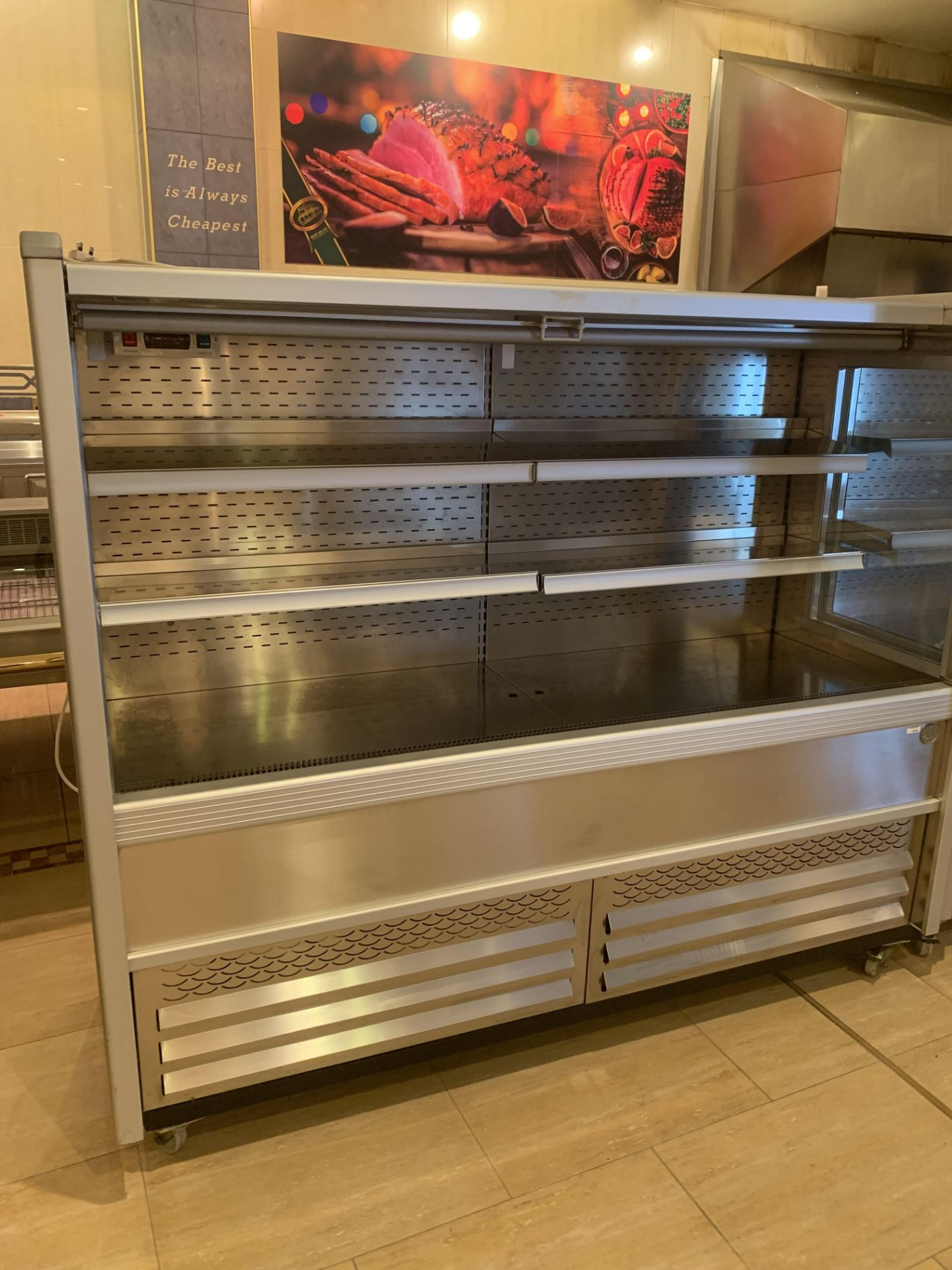 Lot 41 - Fogal Display / Serving Counter
