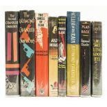 Lot 10 - Chandler (Raymond) The Long Good-Bye, first edition, 1953; and 7 others (8)