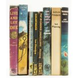 Lot 28 - Fleming (Ian) Live and Let Die, 1956; and 5 others.
