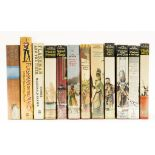 Lot 44 - Fraser (George MacDonald) [The Flashman Papers], 12 vol., first editions, 1969-2005.