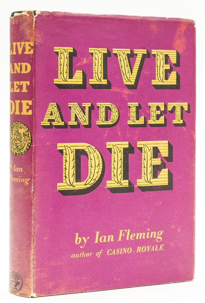 Lot 27 - Fleming (Ian) Live and Let Die, 1956.