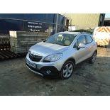 Lot 64 - Vauxhall Mokka DY64 NWS approximately 48,000 miles, diesel, 11 months MOT NO VAT