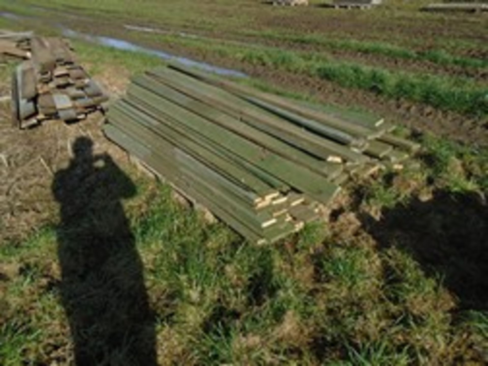 Lot 7A - Pallet of timber