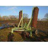 Lot 34 - Edlington 6m cambridge rollers