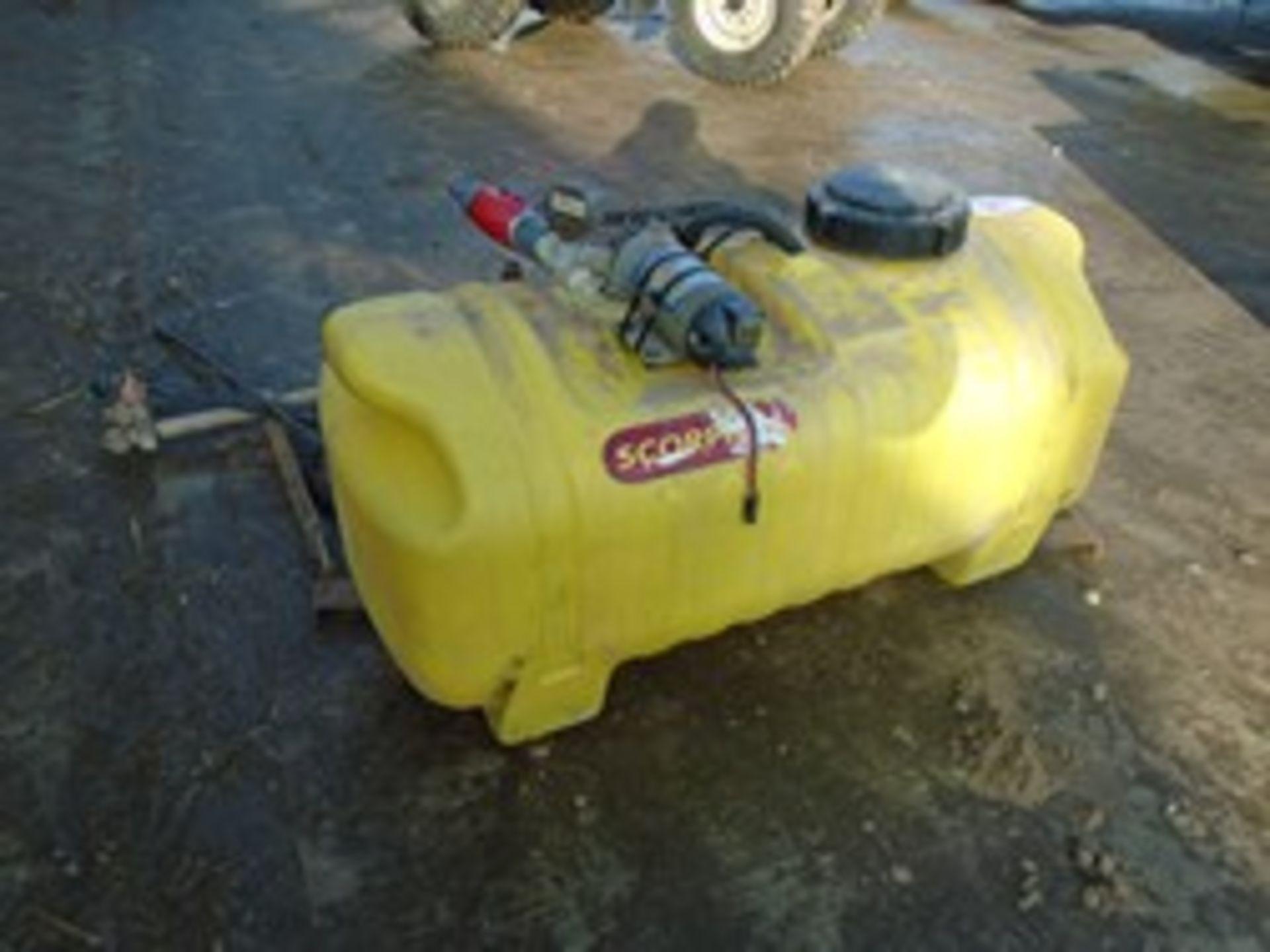 Lot 31 - Quad bike sprayer