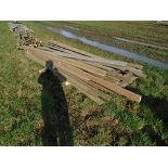 Lot 7C - Pallet of timber