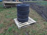 Lot 5 - 4 Continental 265/60R18 tyres