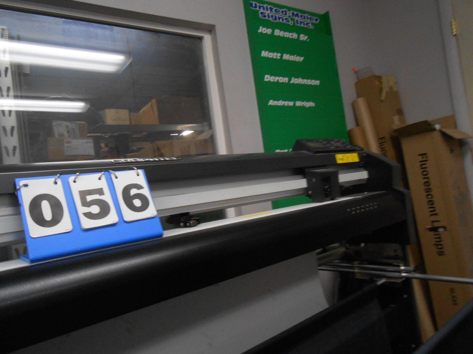 Lot 56 - Graphtec FC8000-130 Cutting Plotter