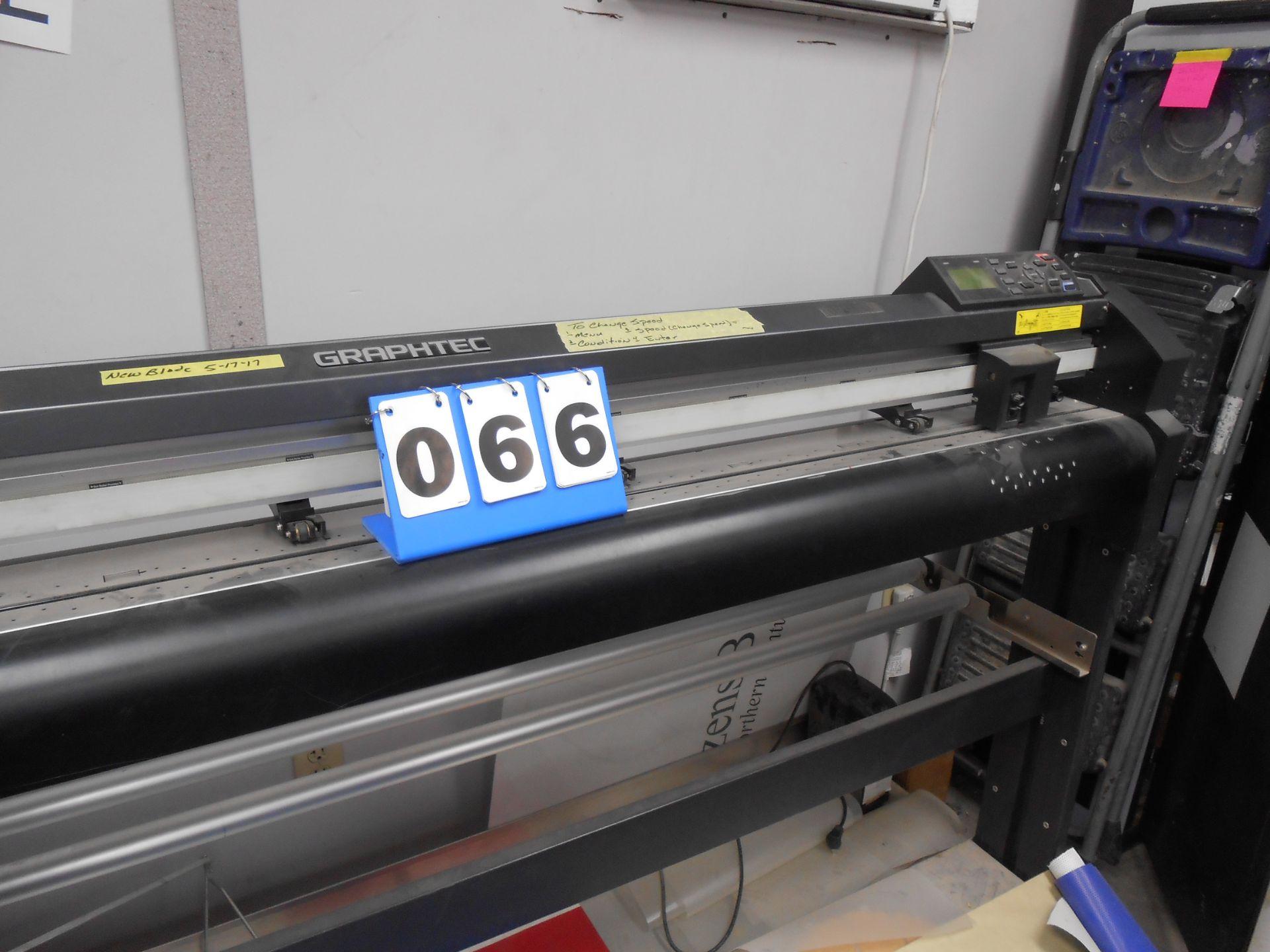 Lot 66 - Graphtec FC8000-16 Cutting Plotter