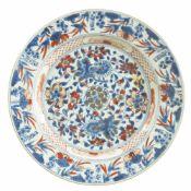 Tellerwohl China, Porzellan, 19. Jh.Durchmesser: 28 cmProvenienz: Privatsammlung WorbPlate, probably