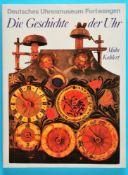 Mühe/Kahlert, Die Geschichte der Uhr, Deutsches Uhrenmuseum Furtwangen, 2. Auflage, 1984, 160 Seiten