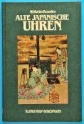 Wilhelm Brandes, Alte Japanische Uhren, 1984, 196 Seiten mit Farb- und s/w-Abbildungen, fester