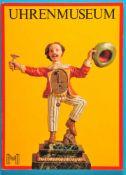 Uhrenmuseum Wien, 1979, Ausstellungskatalog mit 110 Seiten, Farb- und s/w-Abbildungen (4578/18)