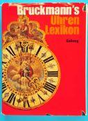 M. Ballweg, Bruckmann's Uhren-Lexikon - Alles über Uhren von A-Z , 1975, 232 Seiten, viele Farbund