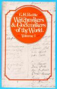 G.H.Baillie, Watchmakers & Clockmakers of the World, Volume 1G.H.Baillie, Watchmakers &