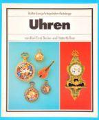 Karl-Ernst Becker/Hatto Küffner, Uhren – Battenberg Antiquitäten-KatalogeKarl-Ernst Becker/Hatto