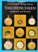 Cecil Clutton/George Daniels, Taschenuhren – Geschichte und Technik, Deutsche Ausgabe 1982 der 1.