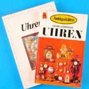 Konvolut 2 Bücher, Alfred P. Zeller, UhrenKonvolut 2 Bücher, Alfred P. Zeller, Uhren, 1980, 160