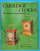 Allix/Bonnert, Carriage Clocks – Their history and development, 1981Allix/Bonnert, Carriage Clocks –