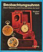 Norbert Eder, Beobachtungsuhren, 1987Norbert Eder, Beobachtungsuhren, 1987, 216 Seiten mit vielen