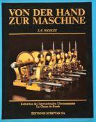 J.-C. Nicolet, Von der Hand zur Maschine, Kollektion des Internationalen Uhrenmuseums La Chaux-de-