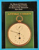 Beyer, Antike Uhren – Das Museum der Zeitmessung, 1982Beyer, Antike Uhren – Das Museum der