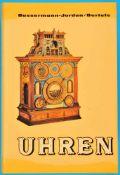 Ernst v. Bassermann-Jordan/Bertele, Uhren - Ein Handbuch für Sammler und LiebhaberErnst v.