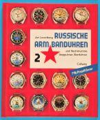 Juri Levenberg, Russische Armbanduhren und Taschenuhren, Stoppuhren, Borduhren, Band 2Juri