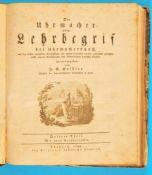 J.G.Geißler, Der Uhrmacher – oder Lehrbegriff der Uhrmacherkunst, Dritter TheilJ.G.Geißler, Der