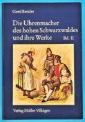G. Bender, Die Uhrmacher des hohen Schwarzwaldes und ihre Werke, 1978, Band IIG. Bender, Die