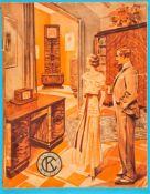 Christian-Kohler-Hauptkatalog, Nr. 18, 40 Seiten mit Abbildungen von Stand-, Tisch- und