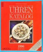 Heel, Armbanduhren-International-Katalog 1996, 400 Seiten, Großformat (5753)Heel, Armbanduhren-
