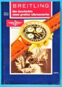 Benno Richter, Breitling – Die Geschichte einer großen Uhrenmarke, 164 Seiten mit vielen Farb- und