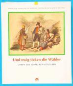 Und ewig ticken die Wälder – Uhren aus Schwarzwaldstuben, Katalog zur Ausstellung des Badischen