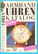 Heel, Armbanduhren-Katalog 1999, 416 Seiten, Großformat (5747)Heel, Armbanduhren-Katalog 1999, 416